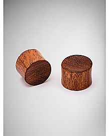 Organic Sono Wood Plugs