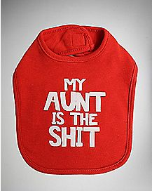 My Aunt is the Shit Bib