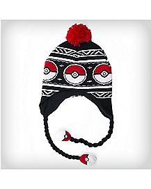 Fair Isle Pokeball Laplander