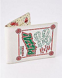 Pizza Box TMNT Bifold Wallet