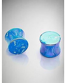 Blue Stone Plug 2 Pack