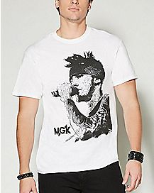 Demons Machine Gun Kelly T shirt