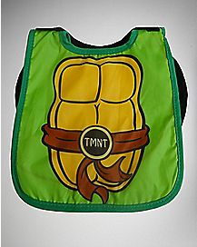 Caped Bib & Booties Set - TMNT