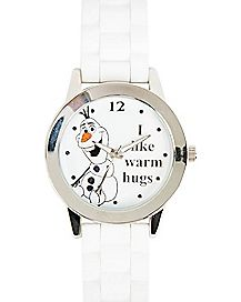 Olaf Watch White - Frozen