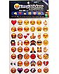 Emoticon Sticker Pack