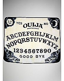 Ouija Board Fleece Blanket