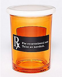 Rx Storage Jar - 12 oz Glass