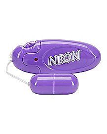 Neon Mega Bullet Vibrator - 2.25 Inch