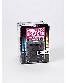 Black Bluetooth Wireless Speaker