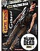 The Walking Dead Daryl 12x17 Fat Head Door Cling