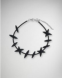 Nightmare Before Christmas Sally Stitches Choker Necklace