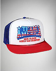 Team America Trucker Hat
