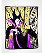 Maleficent Disney Fleece Blanket