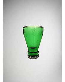 Beer Bottle Top Shot Glass