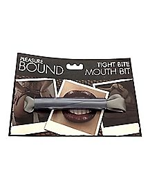 Tight Bite Mouth Bit - Pleasure Bound