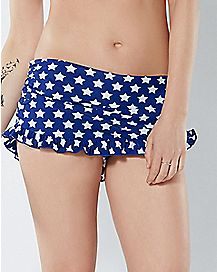 Stars Skirt Bottom