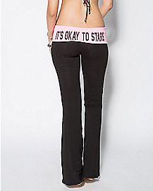 Girls Lounge Pants & Shorts