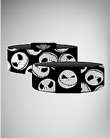 Nightmare Before Christmas Jack Elastic Bracelet