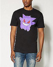 Gengar Pokemon T shirt