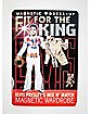 Elvis Dress up Magnet Set