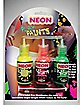 Neon Play Paints with UV Pen Light