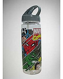 Slash Marvel Water Bottle 20 oz