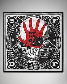 Five Finger Death Punch Bandana