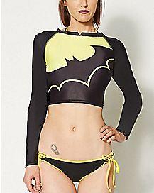 Batgirl Rashguard
