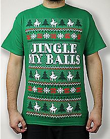 Jingle My Balls T shirt