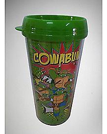 Cowabunga Teenage Mutant Ninja Turtles Mug 16 oz