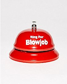 Ring for Blowjob Bell