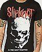 Skull Slipknot T shirt