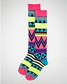 Fun Print Socks