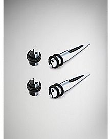 Yin Yang Stretcher Taper & Plug 4 Pack