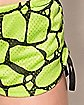 Turtle Shell Mesh Shorts