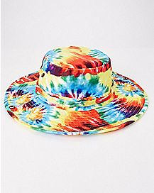 Tie Die Boonie Hat