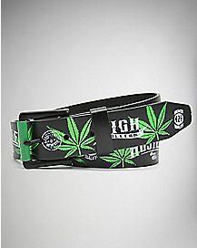 Hustler Leaf Belt