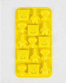 SpongeBob Ice Cube Tray