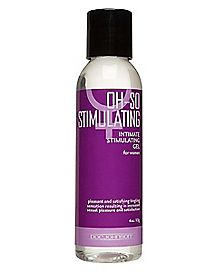 Oh So Stimulating Tingling Gel - 4 oz.