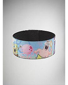 Spongebob Patrick Elastic Bracelet