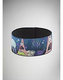 Spongebob Patrick Diamond Bracelet