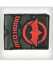 Red Hood Arkham Knight Bifold Wallet