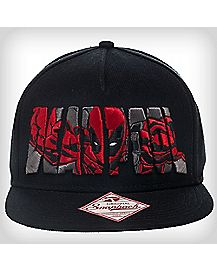 Deadpool Embroidery Snapback Hat