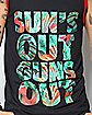 Sun's Out Guns Out Mens Tank