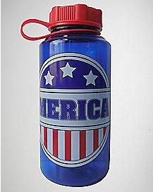 'Merica Water Bottle 32 oz