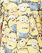 Sublimated Minions Despicable Me T shirt