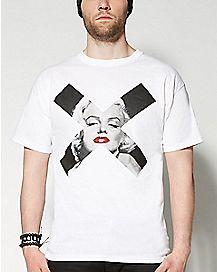 Marilyn Monroe X T shirt