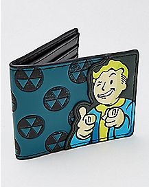 Vault Boy Fallout Bifold Wallet