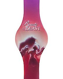 Beauty and the Beast LED Watch