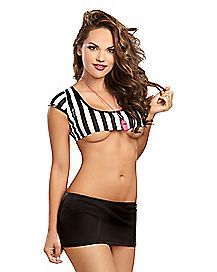 Foul Play Referee Costume